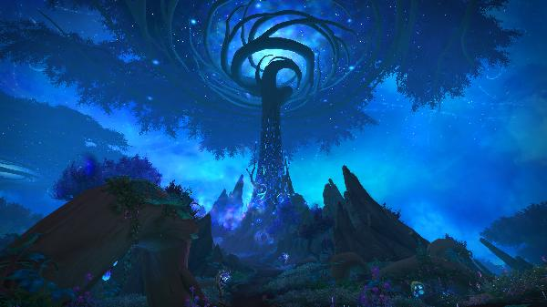 techbord.com Blizzard: World of Warcraft  's Shadowlands گسترش