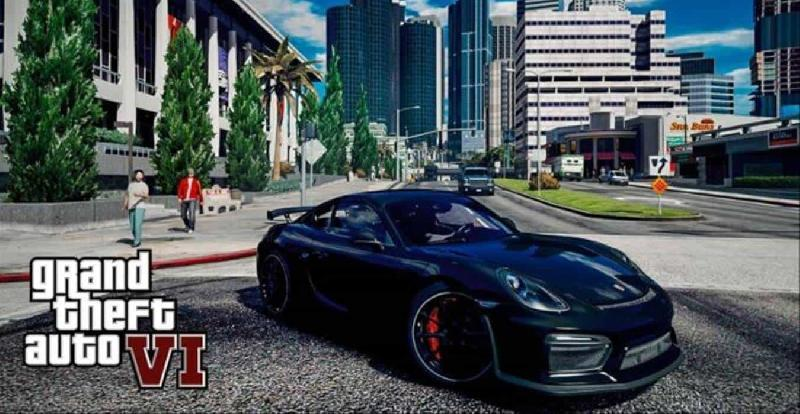 GTA 6 Is A Timed PS5 Exclusive & Reveal Coming Soon, Says Crazy ...